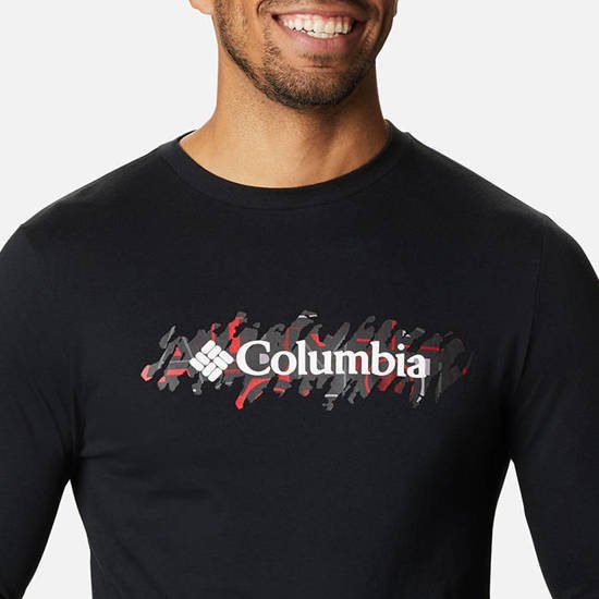 Columbia Lodge™ Longsleeve Graphic Tee 1867302 011