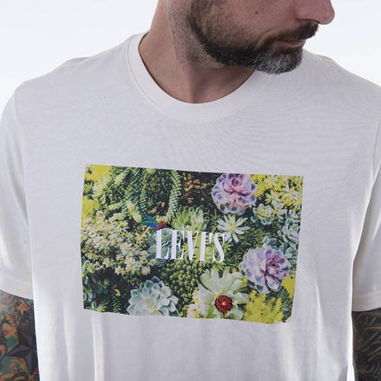 Levis Ss Relaxed Graphic Tee 16143-0006