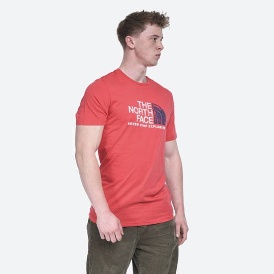 T-shirt The North Face s / S Rust 2 Tee NF0A4M68V34