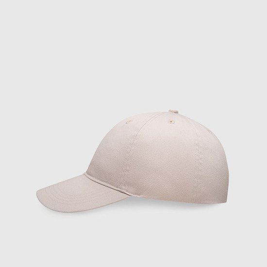 Wood Wood Low Profile Cap 12030803-7083 OFF WHITE