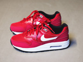 WOMEN'S SHOES SNEAKERS NIKE AIR MAX 1 (GS) 807602 601